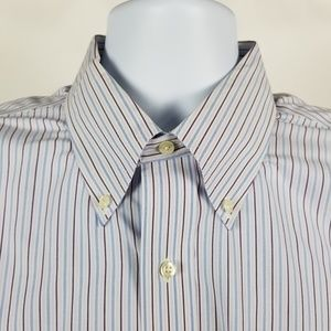 Brooks Brothers Regent Non Iron Striped 17-33